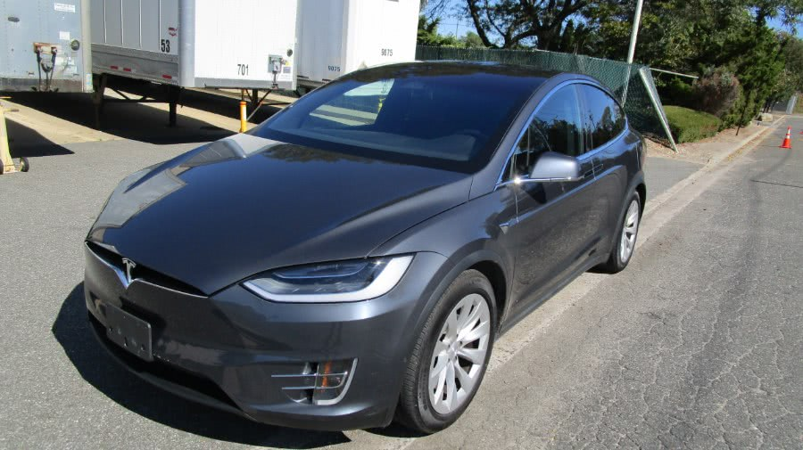 Used 2018 Tesla Model X in Hicksville, New York | H & H Auto Sales. Hicksville, New York