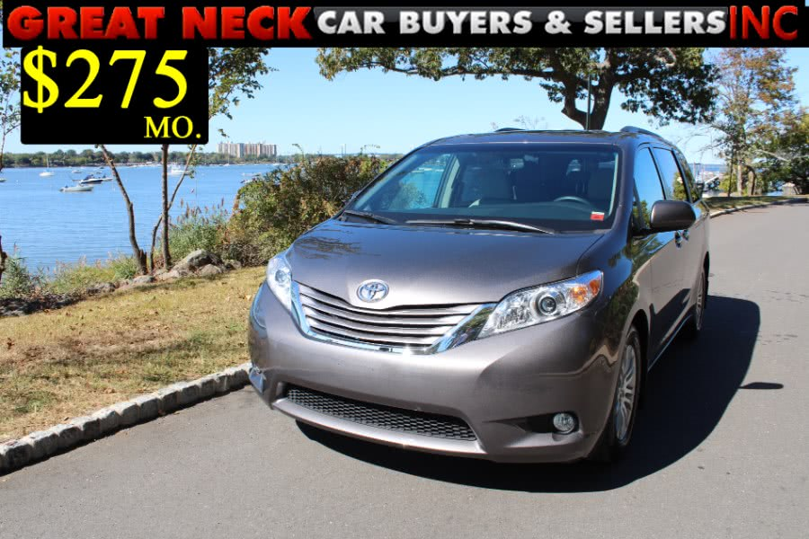 Used 2017 Toyota Sienna in Great Neck, New York