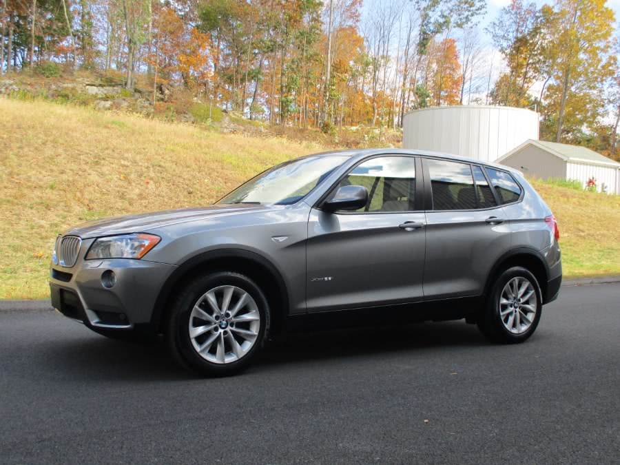 2014 BMW X3 AWD 4dr xDrive28i, available for sale in Danbury, Connecticut | Performance Imports. Danbury, Connecticut