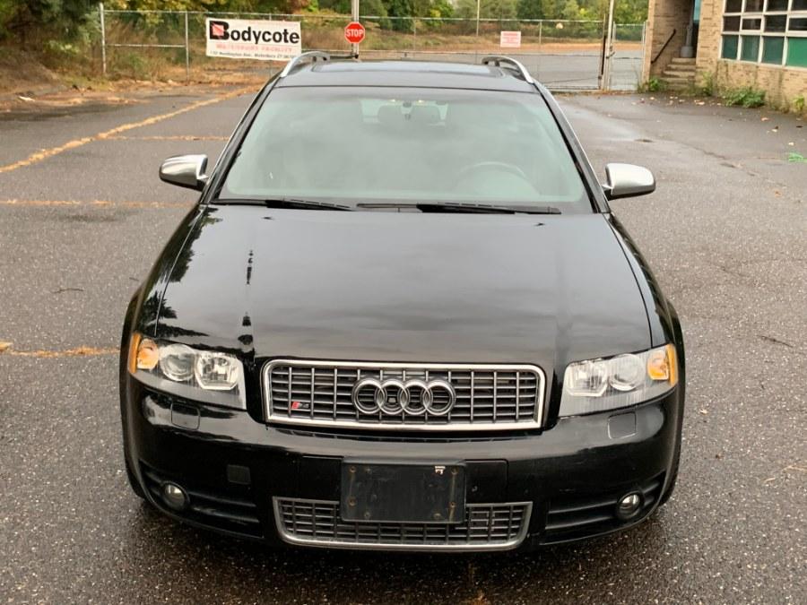 Used Audi S4 5dr Wgn Avant quattro Manual 2005 | Platinum Auto Care. Waterbury, Connecticut