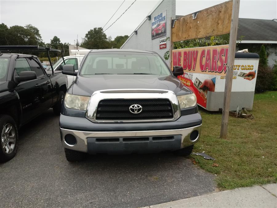 Used Toyota Tundra 2WD Truck Dbl 4.7L V8 5-Spd AT (Natl) 2008 | Roe Motors Ltd. Shirley, New York