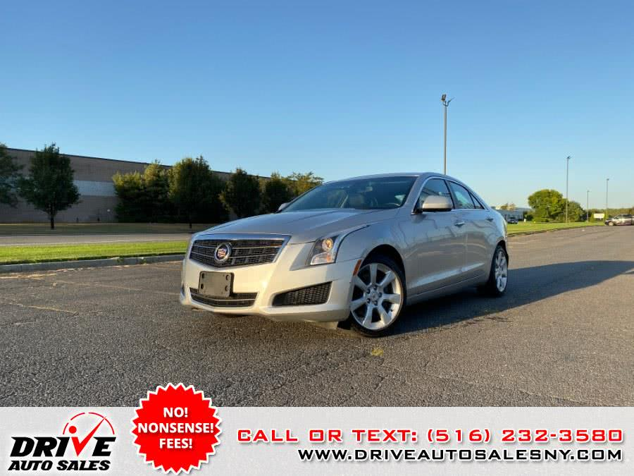 Used 2013 Cadillac ATS in Bayshore, New York | Drive Auto Sales. Bayshore, New York