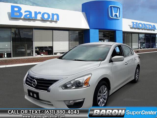2015 Nissan Altima 2.5 S, available for sale in Patchogue, New York | Baron Supercenter. Patchogue, New York