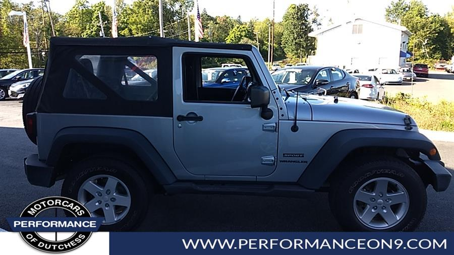 2015 Jeep Wrangler 4WD 2dr Sport, available for sale in Wappingers Falls, New York   Performance Motorcars Inc. Wappingers Falls, New York