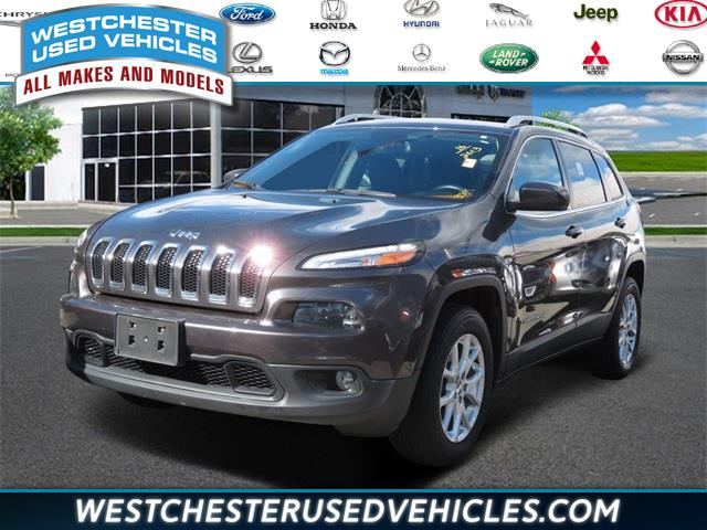 2016 Jeep Cherokee Latitude, available for sale in White Plains, New York | Westchester Used Vehicles. White Plains, New York