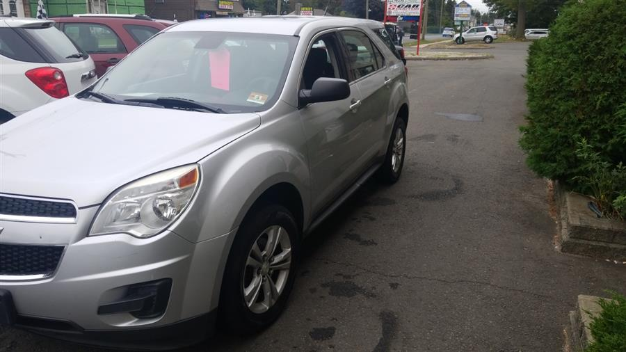 2013 Chevrolet Equinox AWD 4dr LS, available for sale in Berlin, Connecticut | Auto Drive Sales And Service. Berlin, Connecticut