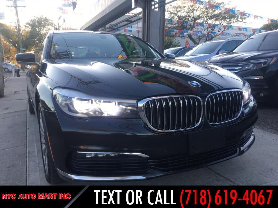 Used 2017 BMW 7 Series in Brooklyn, New York | NYC Automart Inc. Brooklyn, New York