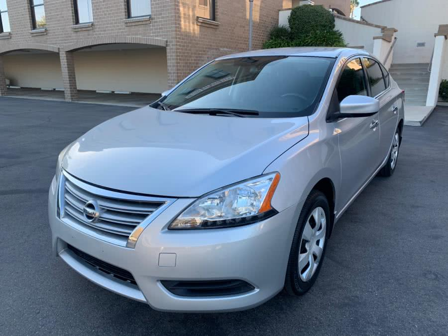 Used 2015 Nissan Sentra in Lake Forest, California | Carvin OC Inc. Lake Forest, California