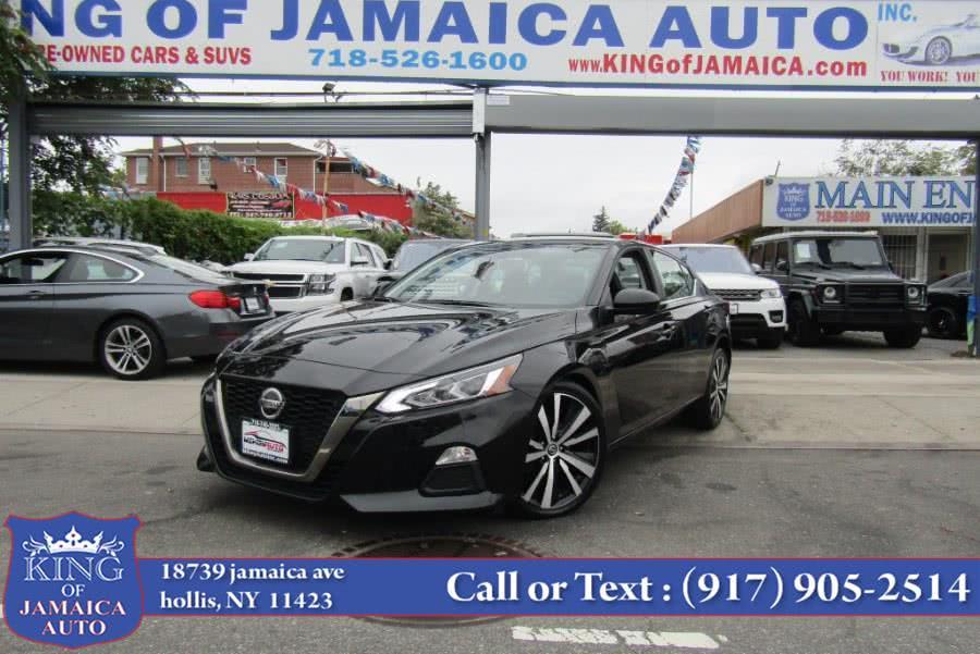 Used 2019 Nissan Altima in Hollis, New York | King of Jamaica Auto Inc. Hollis, New York