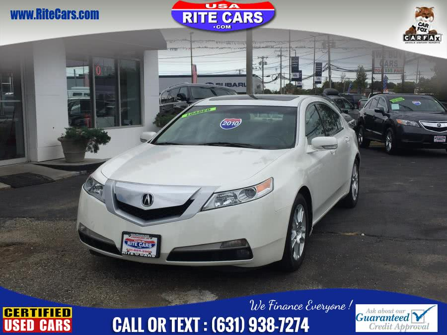 Used Acura TL 4dr Sdn 2WD 2010 | Rite Cars, Inc. Lindenhurst, New York