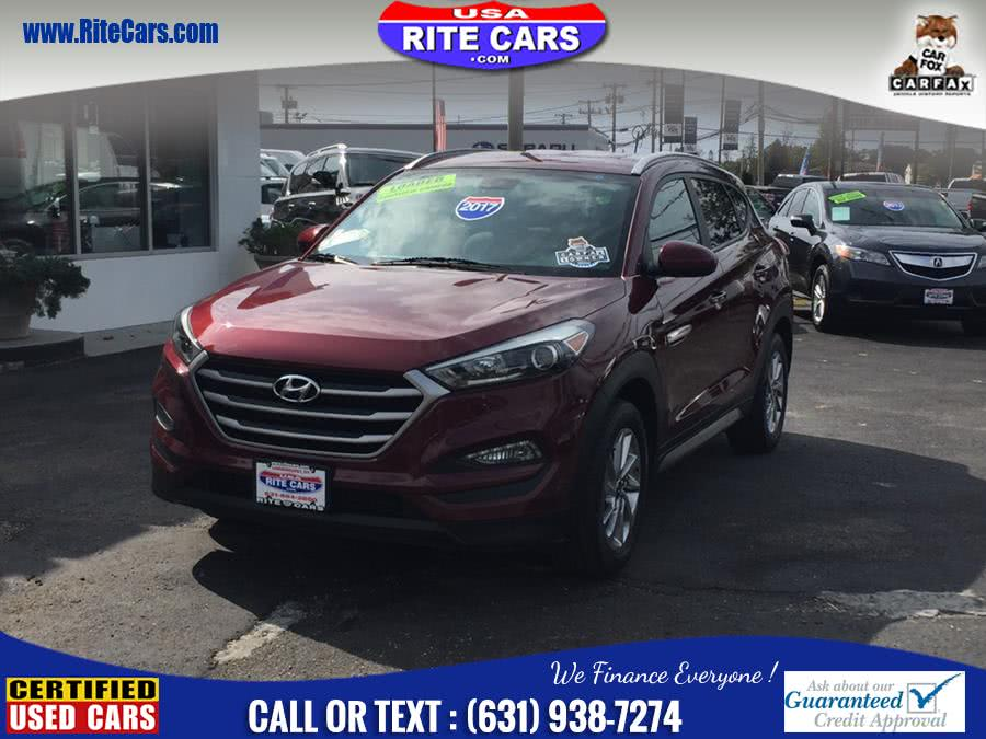 Used 2017 Hyundai Tucson in Lindenhurst, New York | Rite Cars, Inc. Lindenhurst, New York