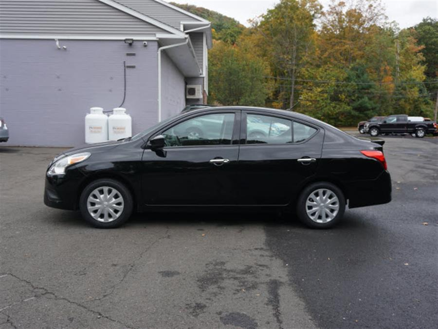 2018 Nissan Versa SV, available for sale in Canton, Connecticut | Canton Auto Exchange. Canton, Connecticut