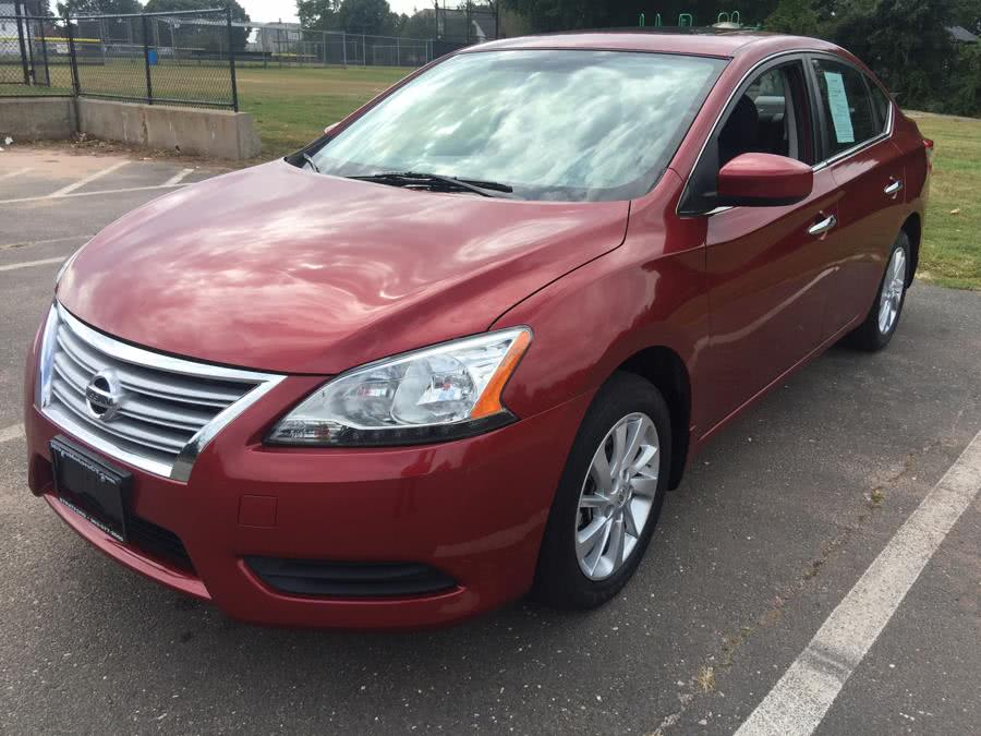 Used 2015 Nissan Sentra in Stratford, Connecticut | Mike's Motors LLC. Stratford, Connecticut