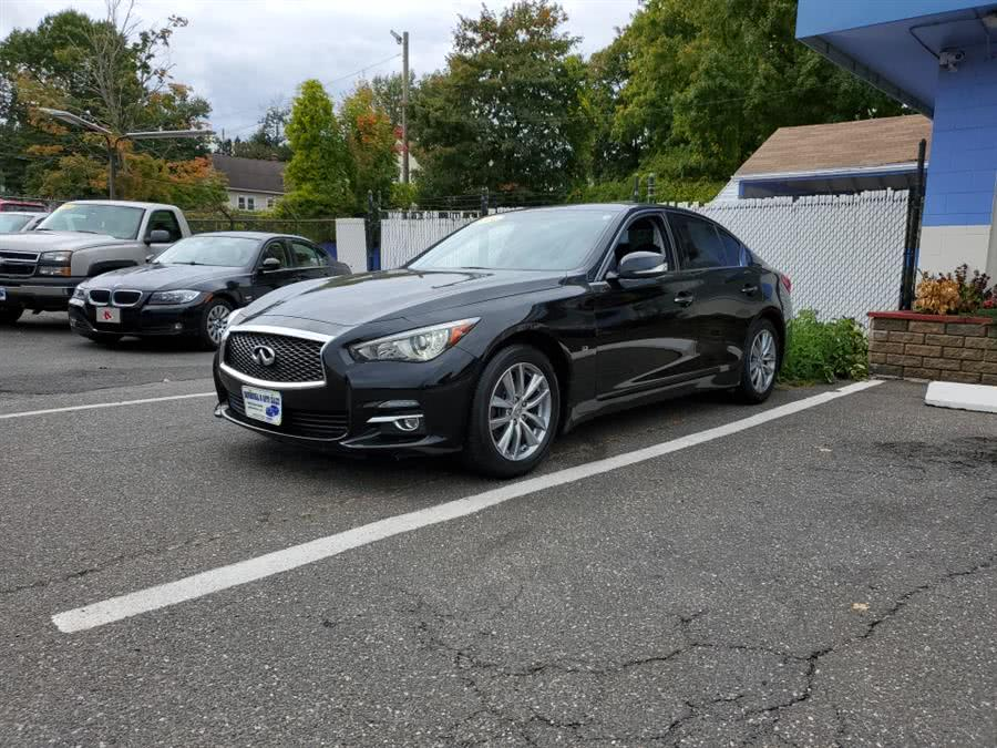 Used 2014 Infiniti Q50 in Springfield, Massachusetts | Bournigal Auto Sales. Springfield, Massachusetts