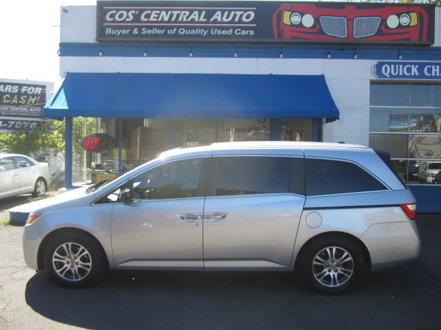 Used Honda Odyssey EX-L DVD 2011 | Cos Central Auto. Meriden, Connecticut