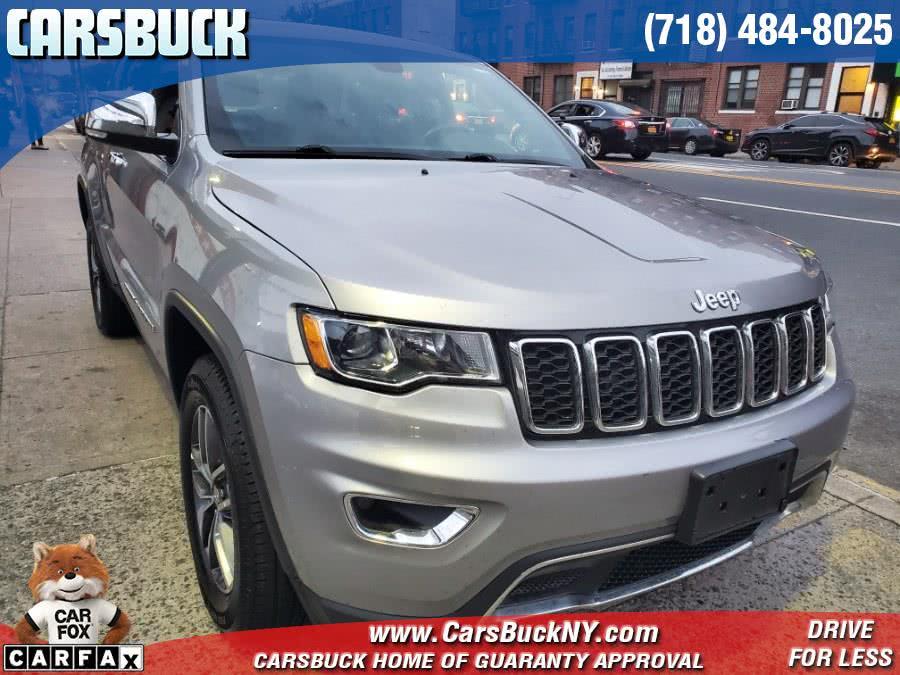 Used 2018 Jeep Grand Cherokee in Brooklyn, New York | Carsbuck Inc.. Brooklyn, New York