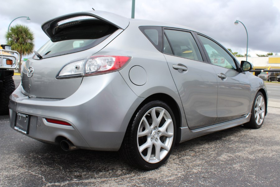 2012 Mazda Mazdaspeed3 Touring 5dr Hb 6 Speed Manual, available for sale in Orlando, Florida | Mint Auto Sales. Orlando, Florida