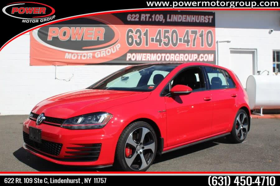 Used 2017 Volkswagen Golf GTI in Lindenhurst , New York | Power Motor Group. Lindenhurst , New York