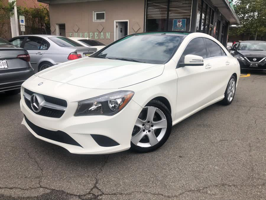 Used 2016 Mercedes-Benz CLA in Hillside, New Jersey | M Sport Motor Car. Hillside, New Jersey