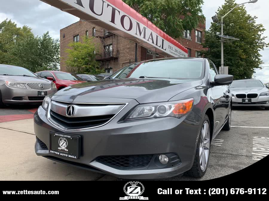 Used Acura ILX 4dr Sdn 2.0L Tech Pkg 2014 | Zettes Auto Mall. Jersey City, New Jersey