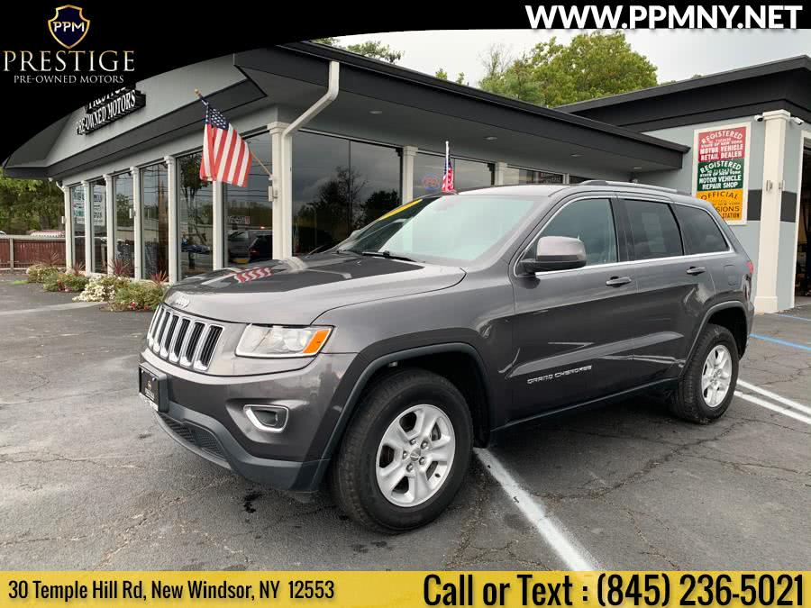 Used 2016 Jeep Grand Cherokee in New Windsor, New York | Prestige Pre-Owned Motors Inc. New Windsor, New York