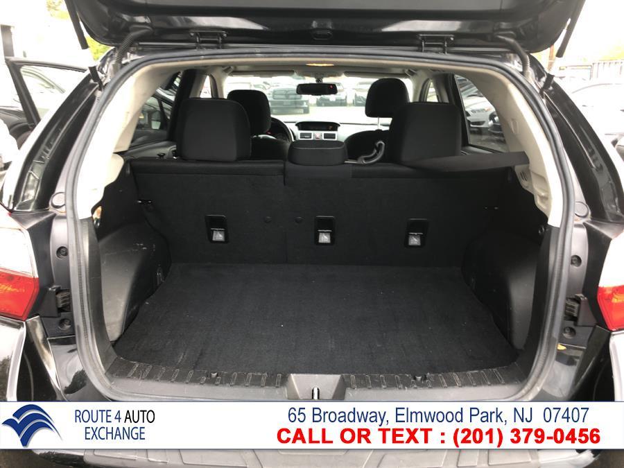 Used Subaru XV Crosstrek 5dr CVT 2.0i Premium 2015 | Route 4 Auto Exchange. Elmwood Park, New Jersey