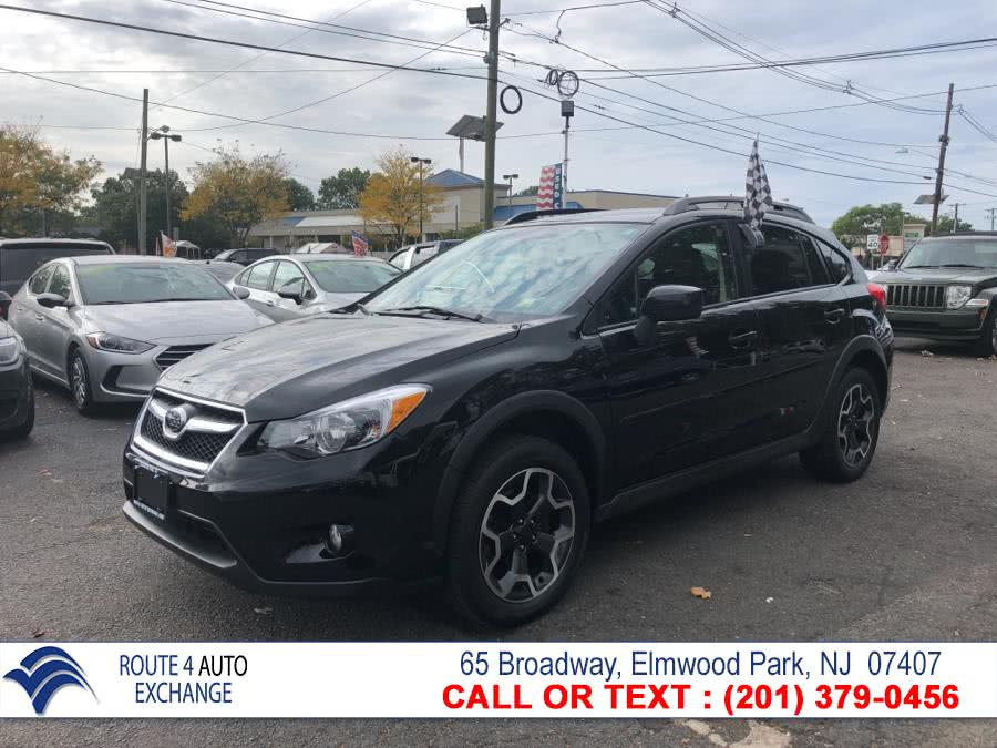 Used Subaru XV Crosstrek 5dr CVT 2.0i Premium 2015 | Route 4 Auto Exchange. Elmwood Park, New Jersey