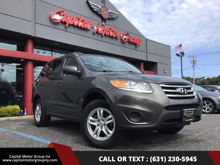 Used 2012 Hyundai Santa Fe in Medford, New York | Capital Motor Group Inc. Medford, New York