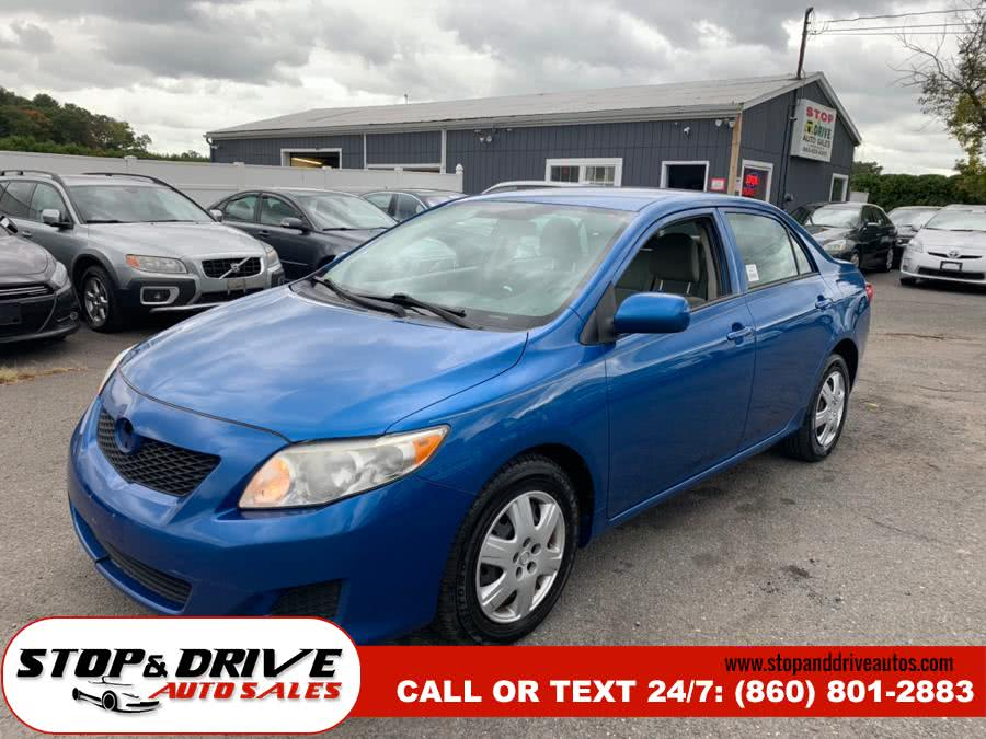 Used 2009 Toyota Corolla in East Windsor, Connecticut | Stop & Drive Auto Sales. East Windsor, Connecticut