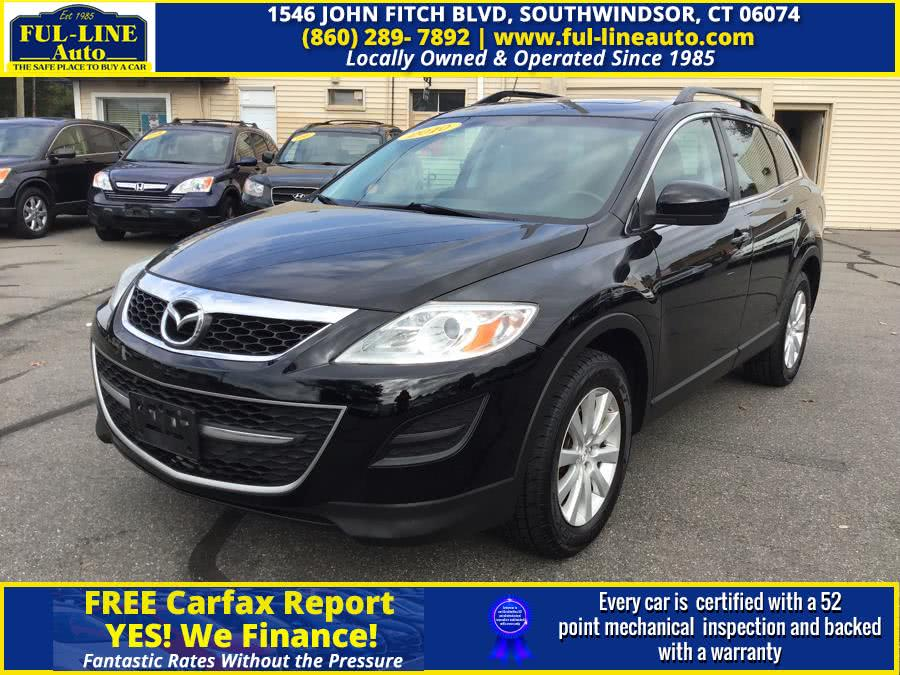 Used Mazda CX-9 AWD 4dr Touring 2010 | Ful-line Auto LLC. South Windsor , Connecticut