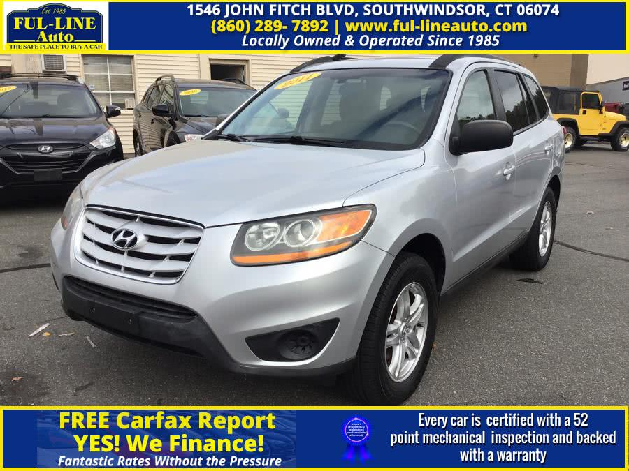 Used Hyundai Santa Fe AWD 4dr I4 Auto GLS 2011 | Ful-line Auto LLC. South Windsor , Connecticut