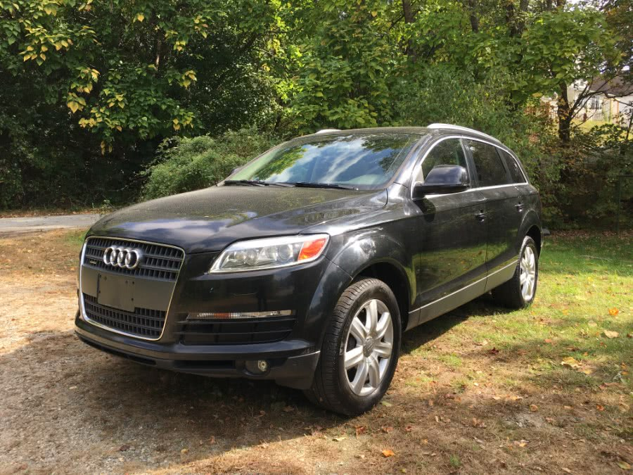 Used 2007 Audi Q7 in Norwich, Connecticut | Elite Auto Brokers LLC. Norwich, Connecticut