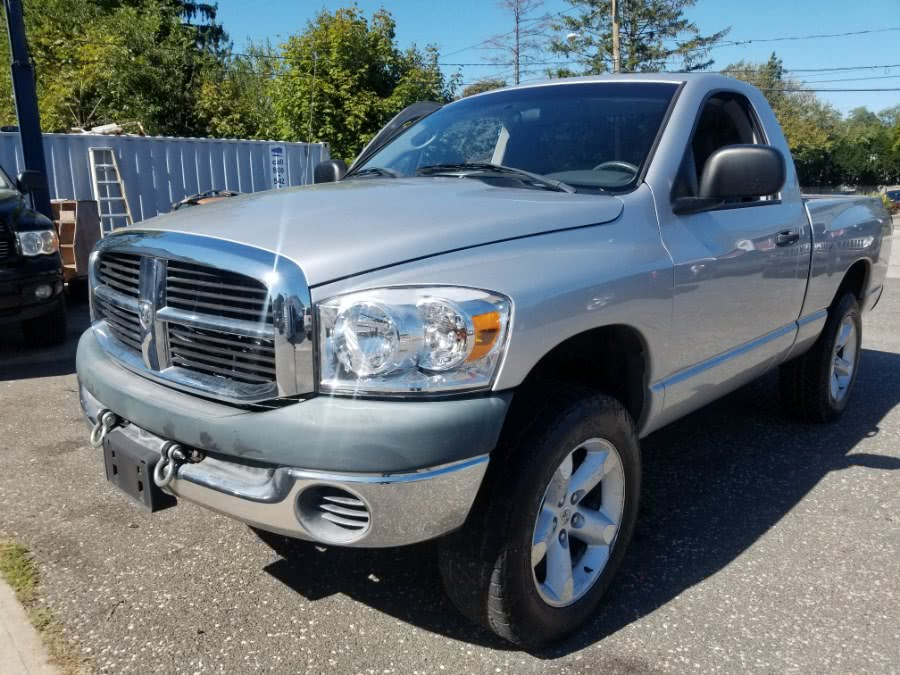 "2007 Dodge Ram 1500 4WD Reg Cab 120.5"" ST, available for sale in Patchogue, NY"