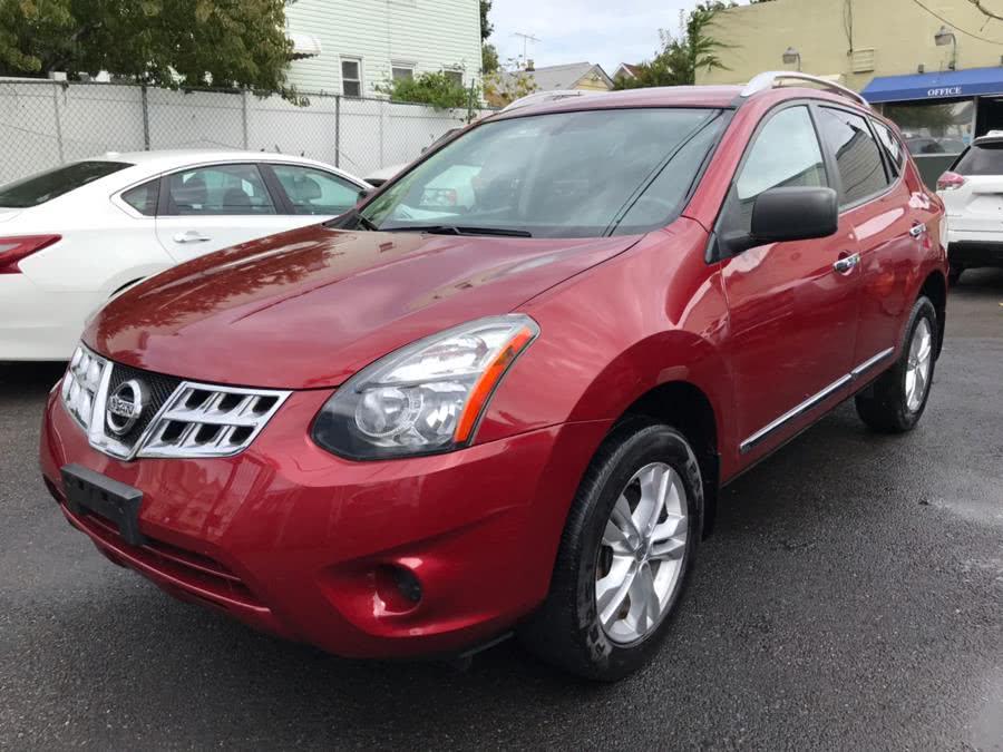 Used 2015 Nissan Rogue Select in Jamaica, New York | Sunrise Autoland. Jamaica, New York