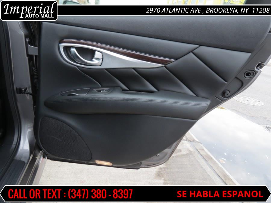 2014 INFINITI Q70 4dr Sdn V6 AWD, available for sale in Brooklyn, New York | Imperial Auto Mall. Brooklyn, New York