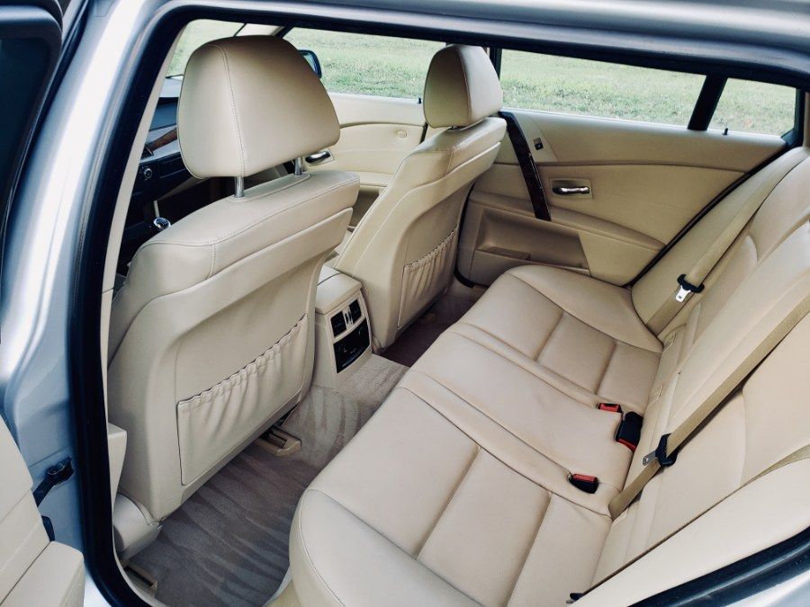 2007 BMW 5 Series 4dr Sports Wgn 530xiT AWD, available for sale in North Salem, New York | Meccanic Shop North Inc. North Salem, New York