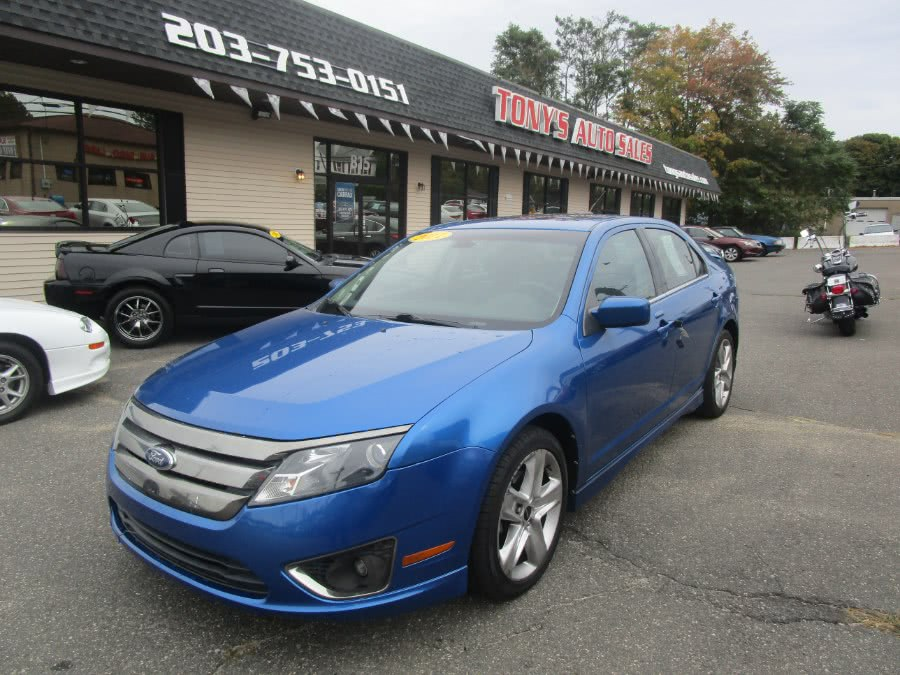 Used 2011 Ford Fusion in Waterbury, Connecticut | Tony's Auto Sales. Waterbury, Connecticut