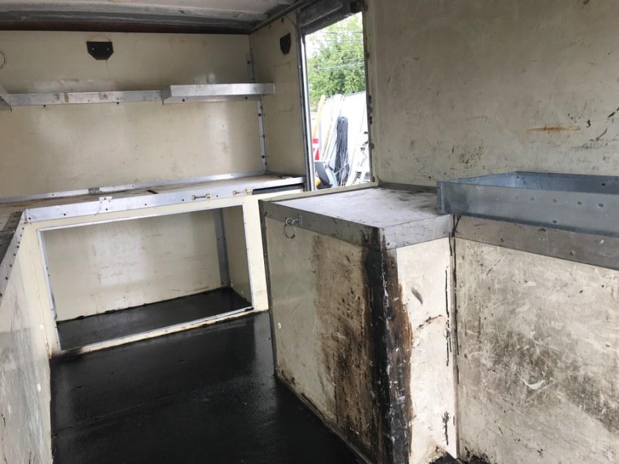 "Used Ford Econoline Commercial Cutaway E-350 Super Duty 138"" WB SRW 2001   The Van Depot Inc.. Lindenhurst, New York"