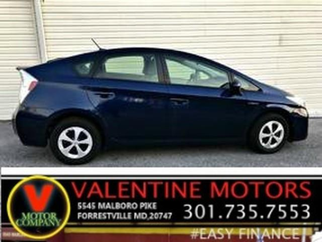 Used Toyota Prius Three 2012 | Valentine Motor Company. Forestville, Maryland