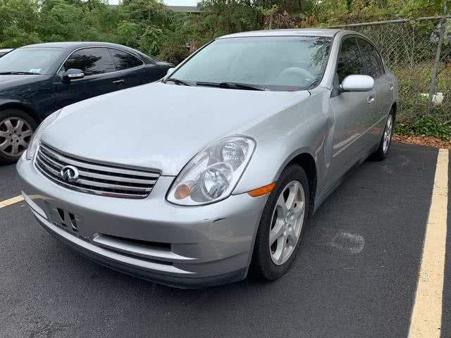 Used 2004 Infiniti G35 Sedan in Forestville, Maryland | Valentine Motor Company. Forestville, Maryland