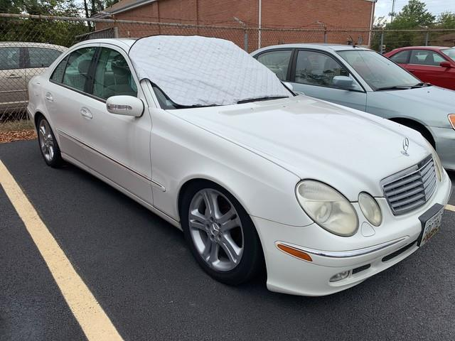 2004 Mercedes-benz E-class 5.0L, available for sale in Forestville, Maryland | Valentine Motor Company. Forestville, Maryland
