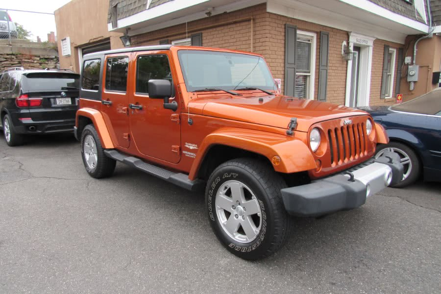 Used 2011 Jeep Wrangler Unlimited in Shelton, Connecticut | Center Motorsports LLC. Shelton, Connecticut