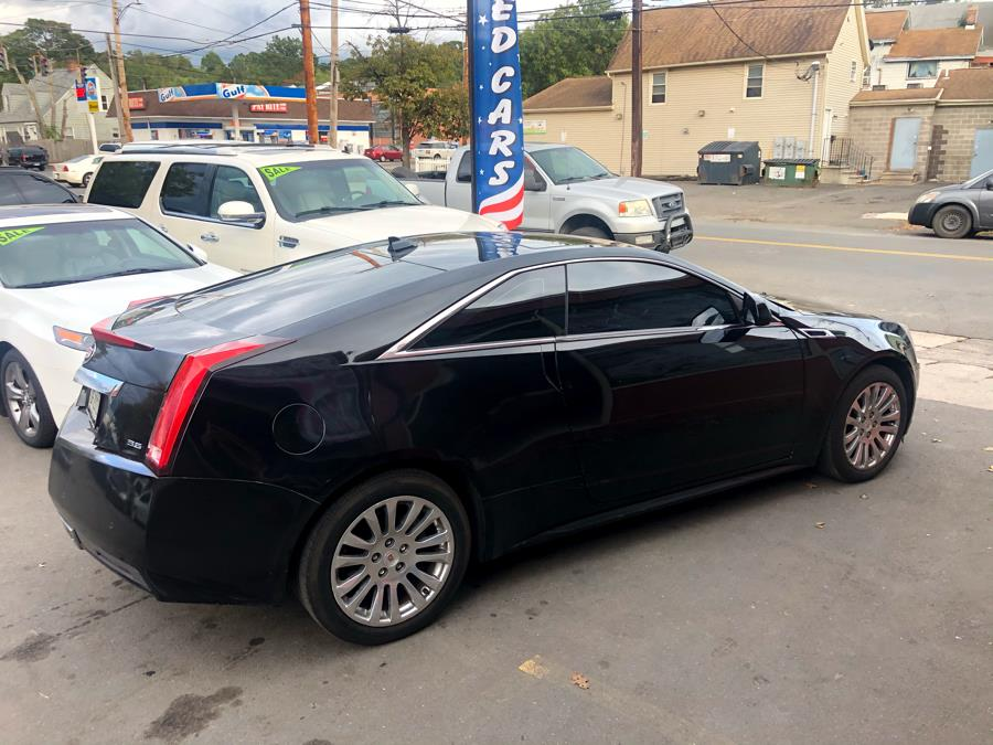 2014 Cadillac CTS Coupe 2dr Cpe Premium AWD, available for sale in New Haven, Connecticut | Primetime Auto Sales and Repair. New Haven, Connecticut