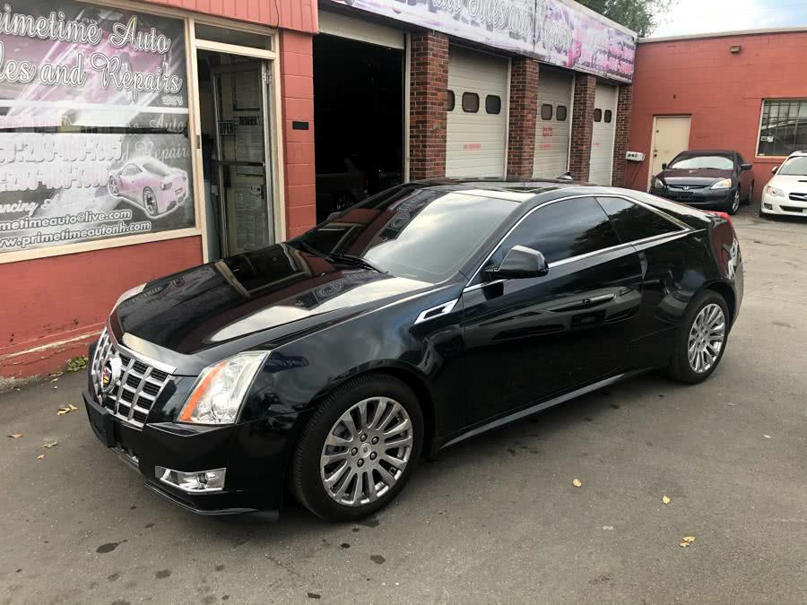 Used 2014 Cadillac CTS Coupe in New Haven, Connecticut | Primetime Auto Sales and Repair. New Haven, Connecticut
