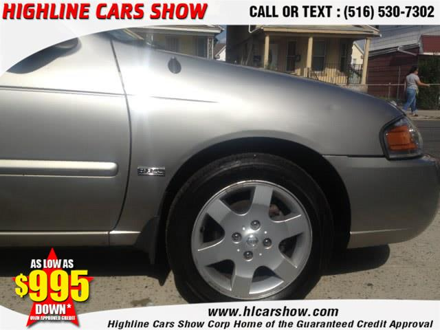 2006 Nissan Sentra 4dr Sdn I4 Auto 1.8 S, available for sale in West Hempstead, New York | Highline Cars Show Corp. West Hempstead, New York
