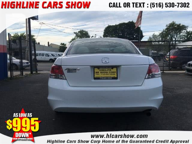 2010 Honda Accord Sdn 4dr I4 Auto LX, available for sale in West Hempstead, New York | Highline Cars Show Corp. West Hempstead, New York