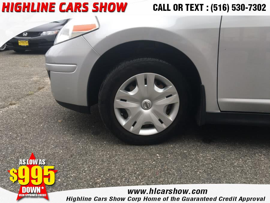 2012 Nissan Versa 5dr HB Auto 1.8 S, available for sale in West Hempstead, New York   Highline Cars Show Corp. West Hempstead, New York