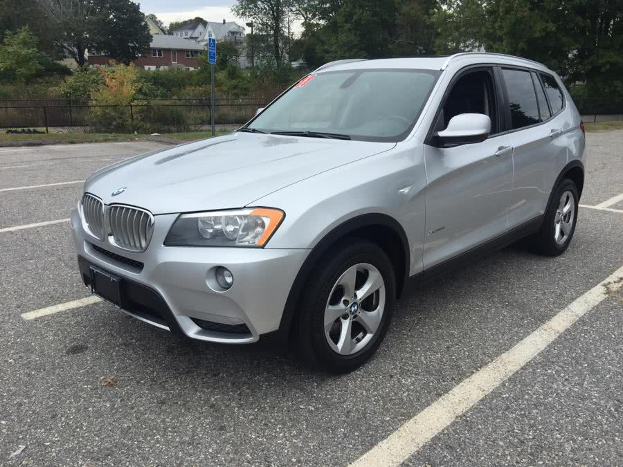 Used 2011 BMW X3 in Stratford, Connecticut | Mike's Motors LLC. Stratford, Connecticut