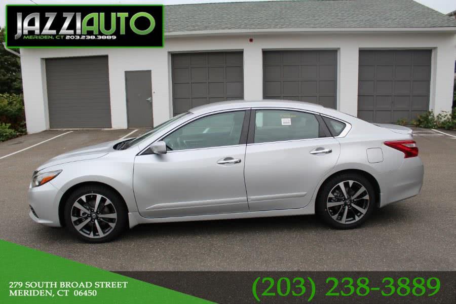 Used 2016 Nissan Altima in Meriden, Connecticut   Jazzi Auto Sales LLC. Meriden, Connecticut
