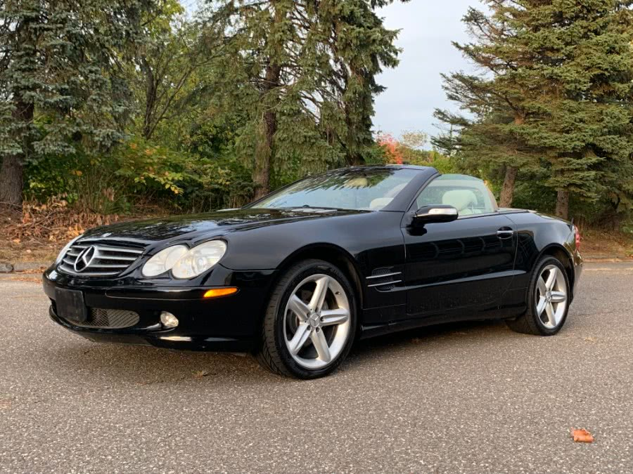 Used 2004 Mercedes-Benz SL-Class in Waterbury, Connecticut | Platinum Auto Care. Waterbury, Connecticut